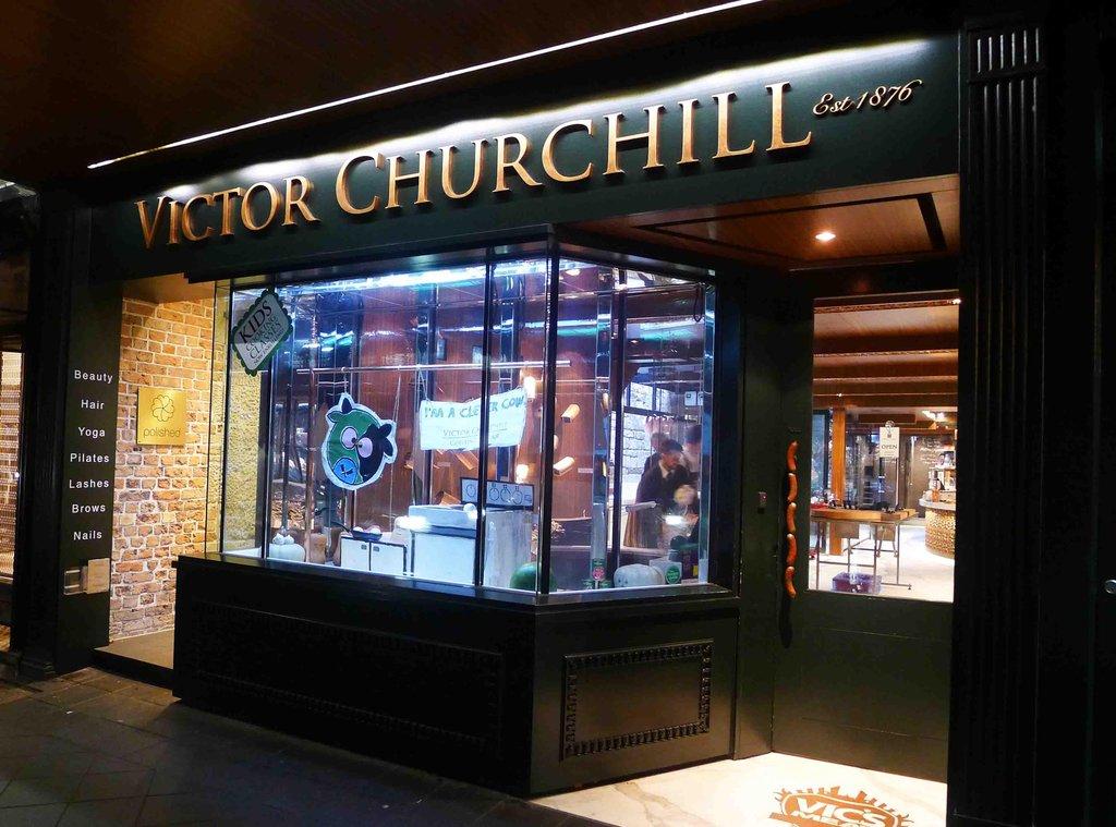 Victor Churchill Sydney